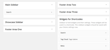 How to embed or add a widget inside a post or article in WordPress