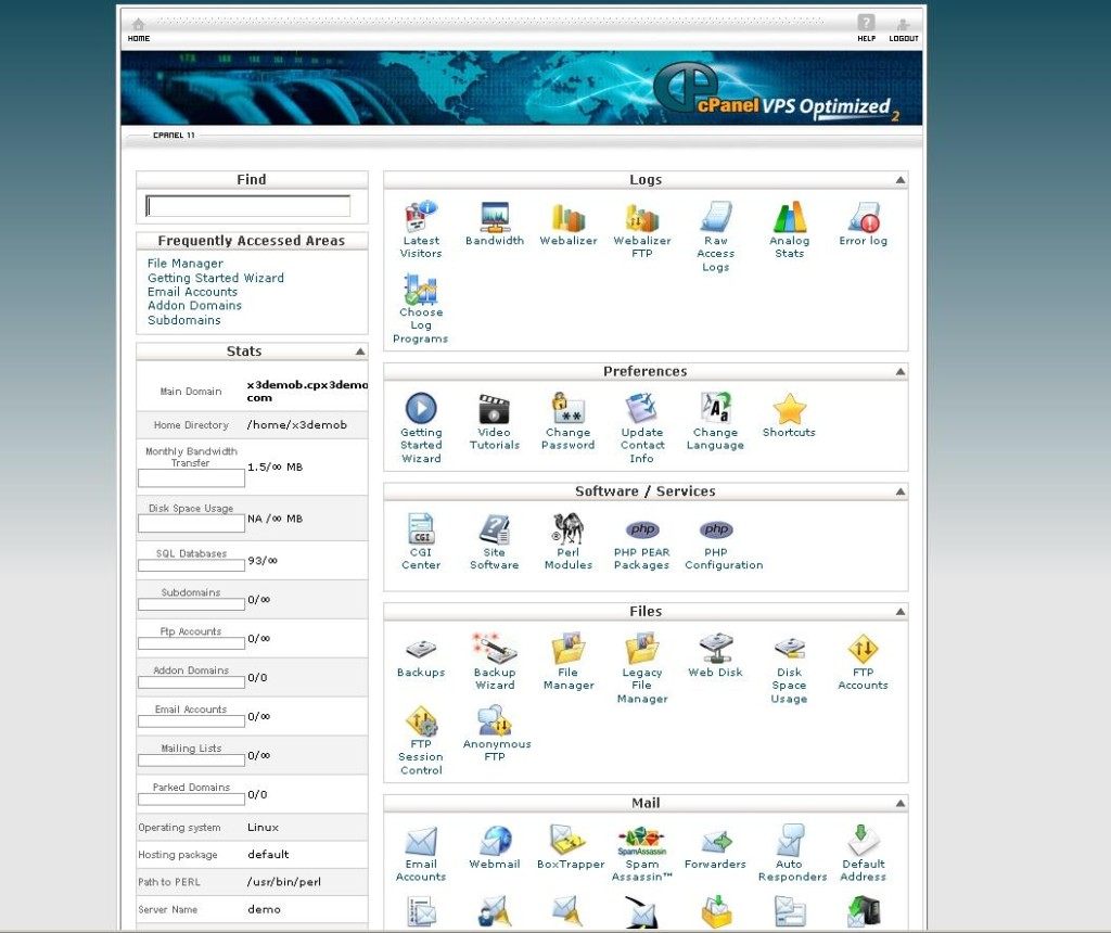 cpanel_interface