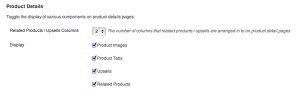 WooCommerce Product Details Customiser